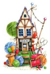 швейный домик
