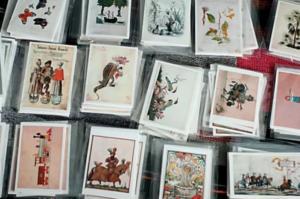 коллекции открыток