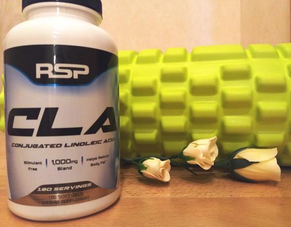 RSP Nutrition, Конъюгированная линолевая кислота, 180 капсул