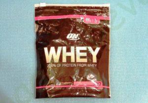 Optimum Nutrition, Сыворотка, 100% протеин из сыворотки, клубника