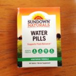 Sundown Naturals, Water Pills, 60 Tablets