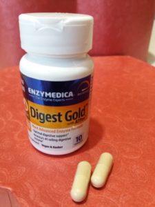 Enzymedica, Digest Gold с ATPro,10