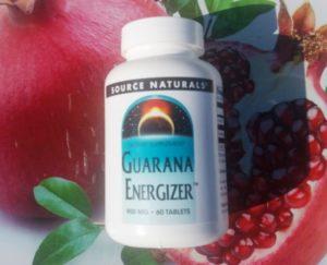 Source Naturals, Энергетик с гуараной