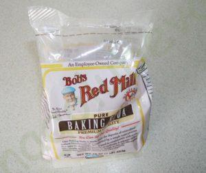 Bob's Red Mill, Чистая пищевая сода, без глютена, 16 унций (453 г)