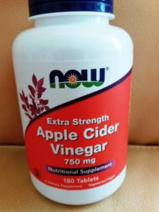 Now Foods, Apple Cider Vinegar, Extra Strength