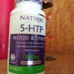 Natrol, 5-HTP, медленное высвобождение, максимальная сила, 200 мг, 30 таблеток>